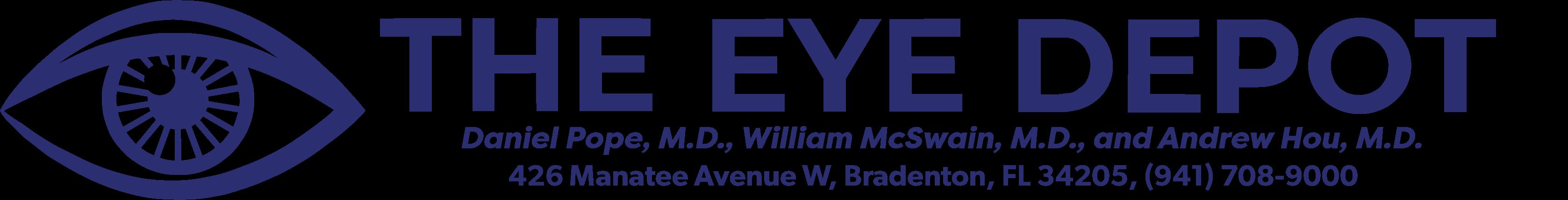 The Eye Depot Logo